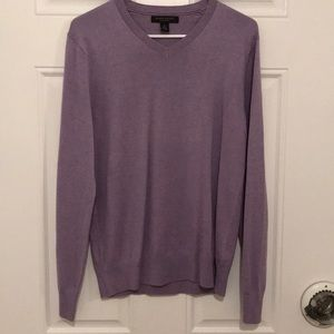 Light purple sweater